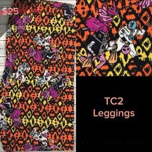 2017 Halloween Collection Leggings